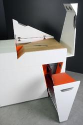 Креативная кухня-трансформер от Boxetti
