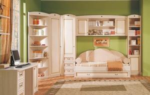 Трансформирующаяся мебель для детской