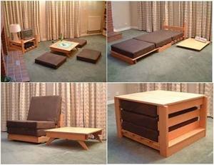 Мебель-трансформер своими руками
