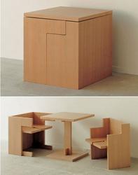 Мебель-трансформер. Обустраиваем кладовую