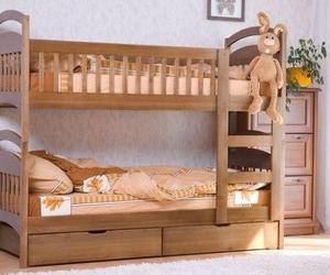 Двухъярусная детская кровать трансформер