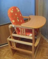 детский стол стул трансформер для кормления