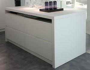 Кухня трансформер встроенная в кухонный столик