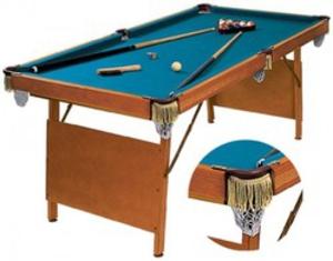 Бильярдный стол складной