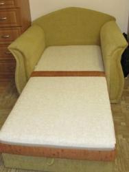 Раскладное кресло-кровать трансформер