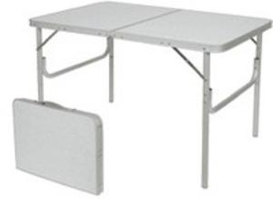 Раскладной стол для отдыха на природе