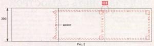 Схема раскладной стола  трансформера