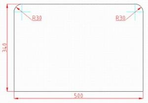 Маленький раскладной столик: Размеры столешницы