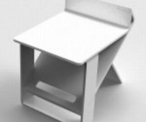 Легкий переносной стульчик трансформер