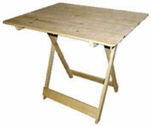 Маленький раскладной столик для торговли