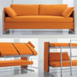 Диван двухъярусная кровать