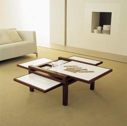 Журнально-кофейный столик трансформер