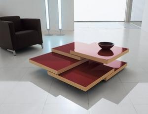 Оригинальный раскладной журнальный столик
