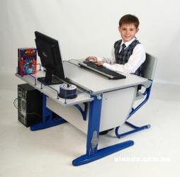 Детский стол трансформер, детская парта трансформер