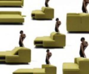 Диваны трансформеры. Механизмы раскладывания диванов трансформеров
