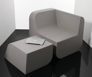 Кресло-трансформер Dual Cut