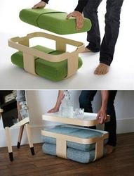 Трансформирующаяся мебель от Antoine Lesur