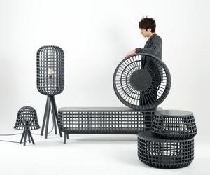 Контейнеры для хранения вещей и светильники от корейских дизайнеров