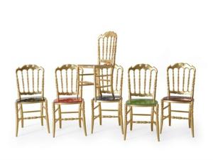 Классическая модель стула в новом современном облике