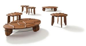 Кофейные столики ручной работы