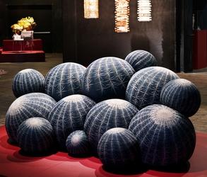 Необычная и оригинальная мягкая мебель от итальянских дизайнеров