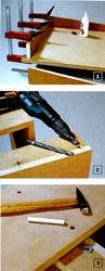 Стол бюро своими руками, письменный стол бюро своими руками