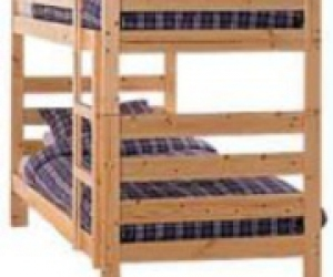 Как сделать двухъярусную кровать