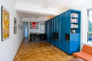 шкаф-трансформер - находка для маленькой комнаты