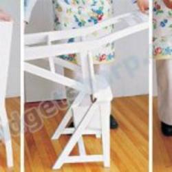 лесенка стул или стул стремянка