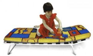 детская раскладная кровать, детская раскладушка