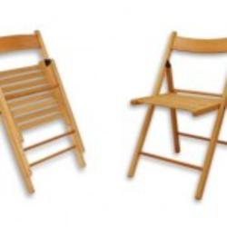 раскладные и складные стулья