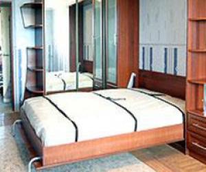 Очень удобная кровать-трансформер