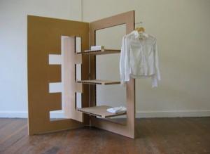 мобильная мебель трансформер в кладовую