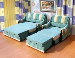 Диван, кресло, кровать в