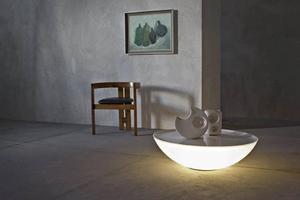 Светильник-столик для дома и улицы
