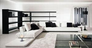 Современный диван трансформер для современно интерьера