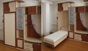 Рассмотрим виды мебели трансформеров