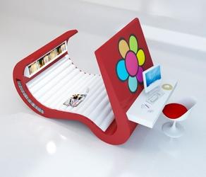 Креативная спальня для подростка
