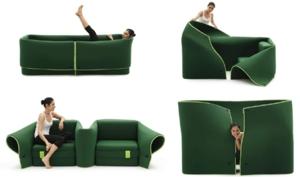 Мебель трансформер сейчас в тренде