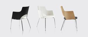Обновлённая версия старого кресла отмечена премией престижной мебельной выставки