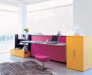 Идеи использования трансформирующейся мебели