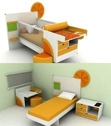 Современная трансформирующаяся мебель