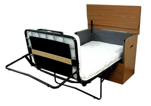 Еще один вариант раскладной кровати