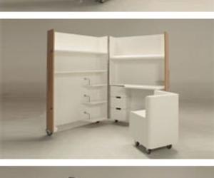 Мебель для экономии пространства Kenchikukagu