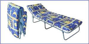 Раскладная кровать и раскладушка