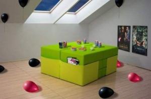 Мягкая мебель-трансформер