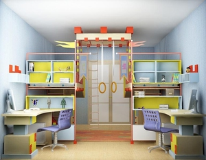 Мебель-трансформер для детской комнаты