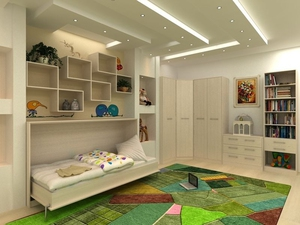 Удобная мебель-трансформер - шкаф-кровать