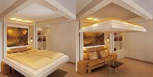 Кровать-лифт