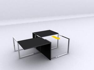 Трансформирующийся стол стул